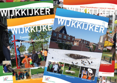 Wijkraad Osseveld Woudhuis Wijkkijker