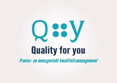 Quality 4 you logo and house style