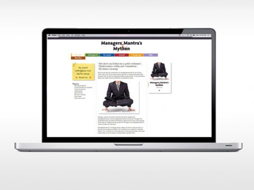 Manager's, Mantra's & Mythen website